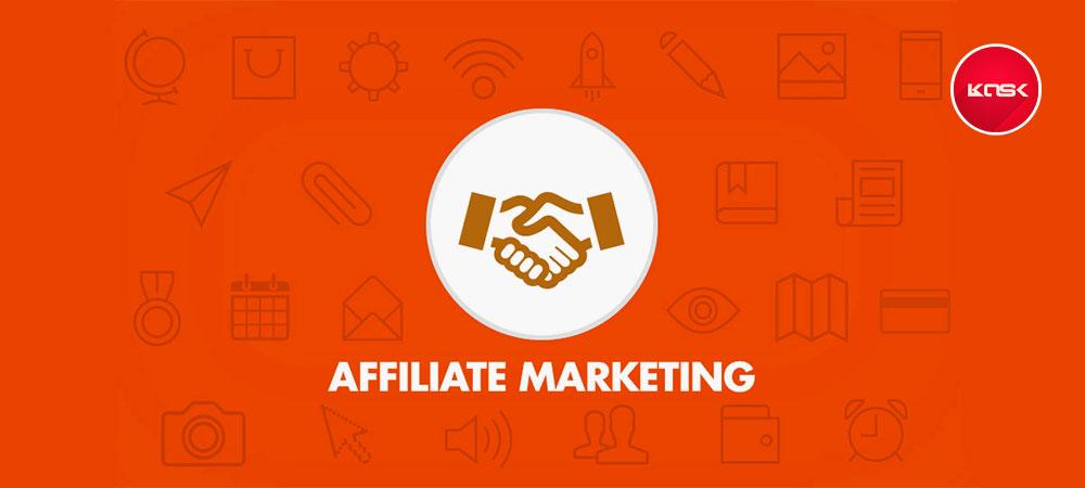 بازاریابی شبکه ای از طریق همکاری در فروش