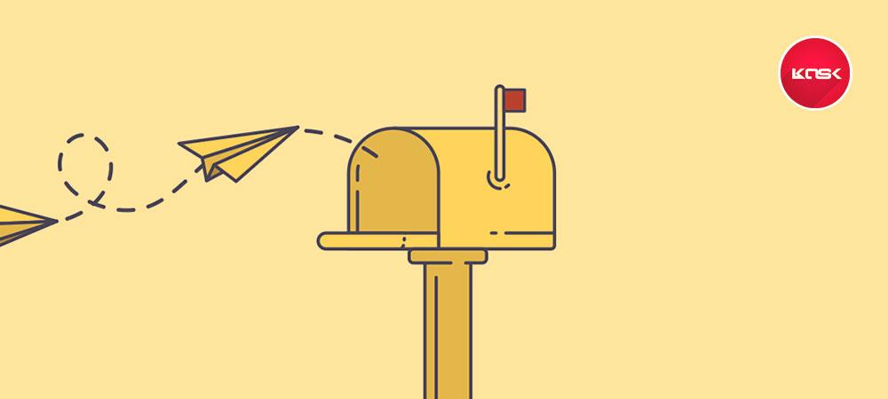 ایمیل چگونه کار می کند