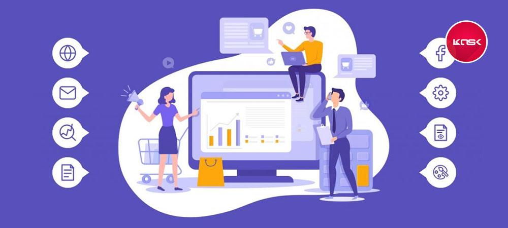 ابزارهای دیجیتال مارکتینگ چیست