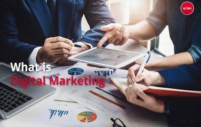 مفهوم دیجیتال مارکتینگ چیست