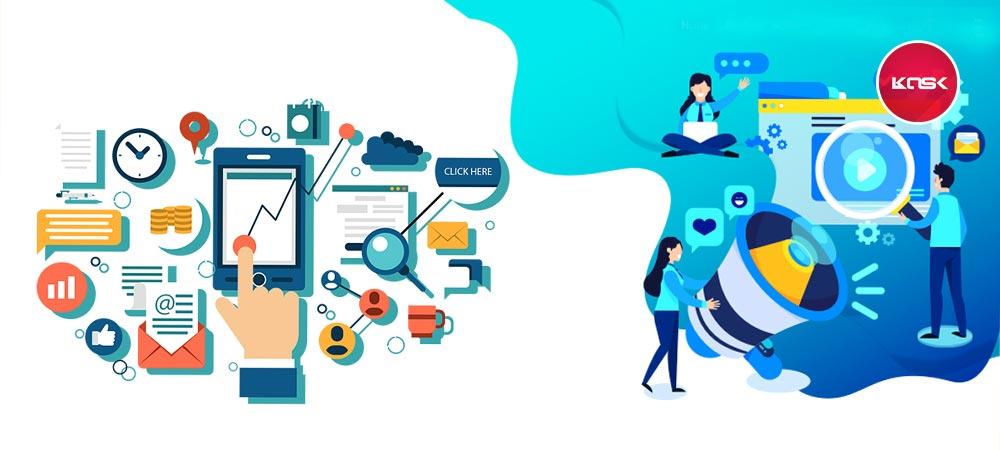اهمیت دیجیتال مارکتینگ